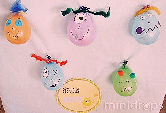 Photo of Pieks das Monster • Minidrops