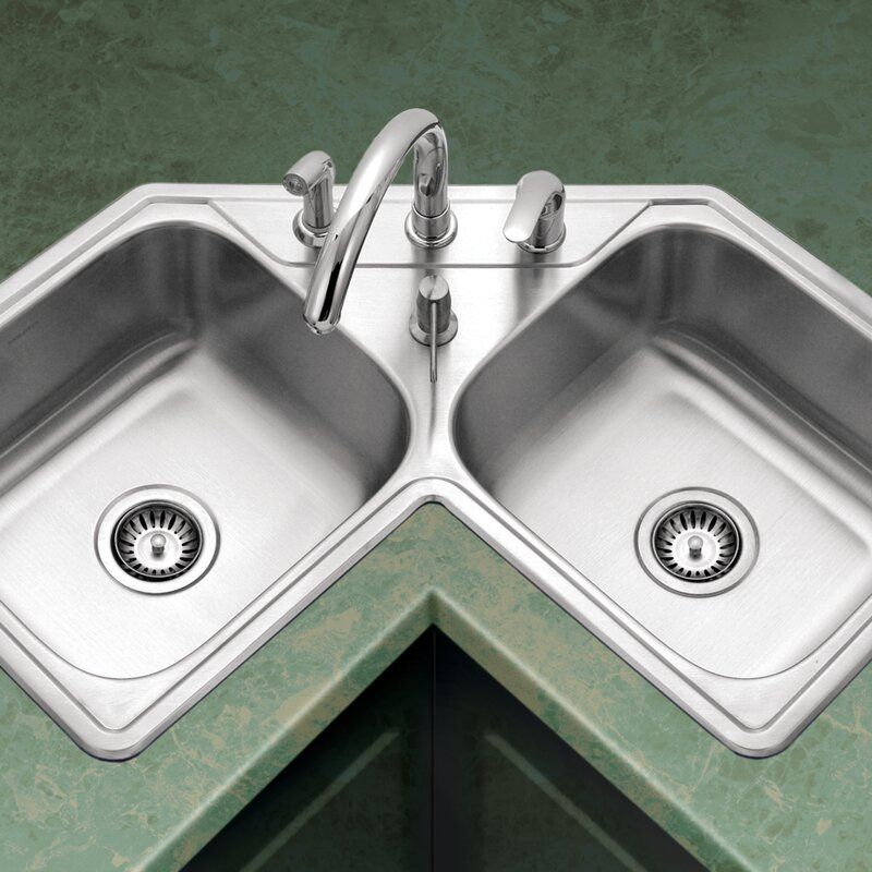 Pin On Corner Sinks