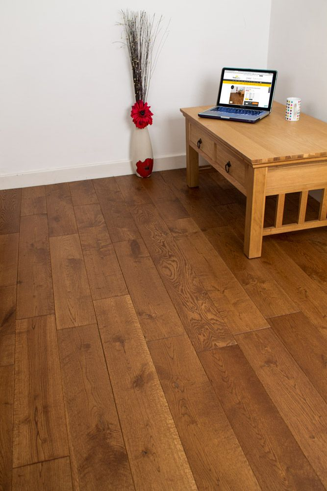 natura 150mm bronze antique oak solid wood flooring