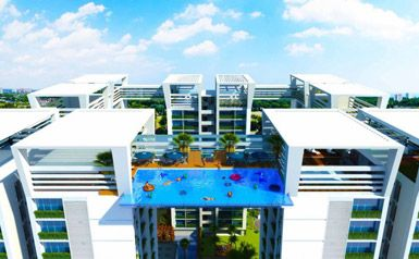 Surat sky pool by 7 Star company in Surat, India