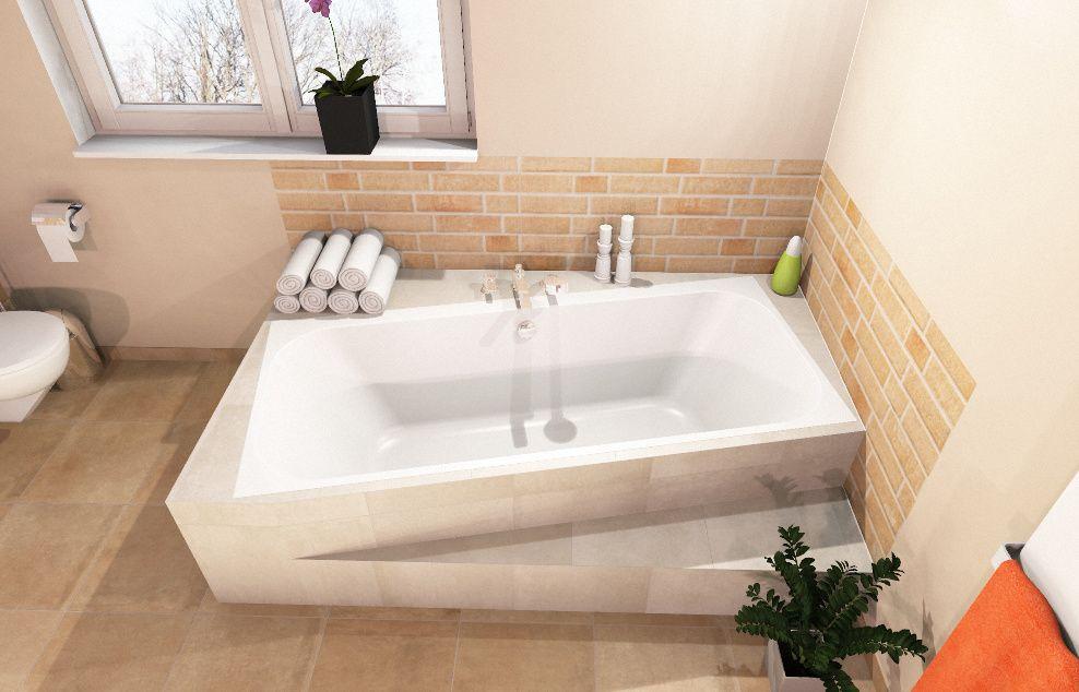 Pin Von My Lovely Bath Planer Auf Badewanne Mit Podest Bad Einrichten Badezimmereinrichtung Wohnung Badezimmer