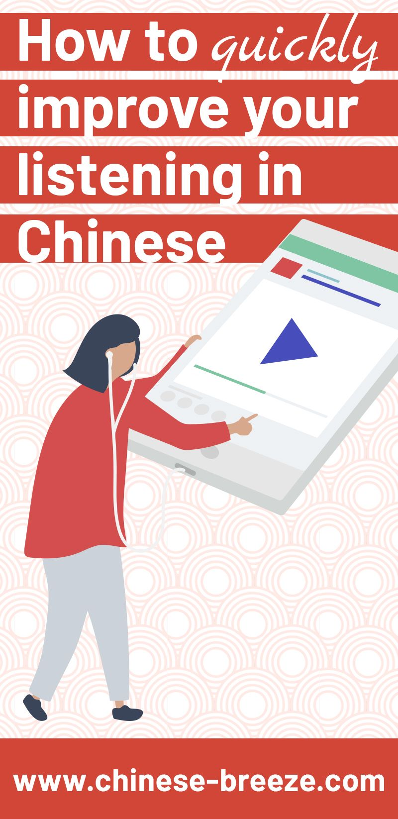 How to Improve your Listening in Chinese Chinese