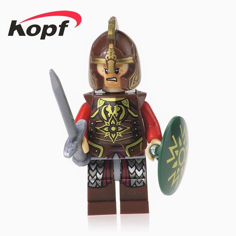 3f827d01444e8 Single Sale The Lord of the Rings Hobbit Theoden Aragorn II Mordor ...