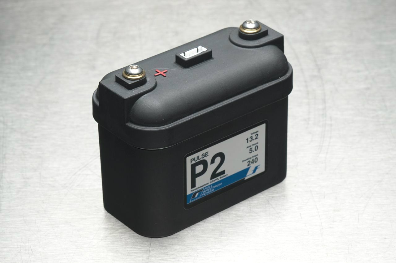 It S Always A Good Idea To Have A Spare Battery On Hand We Ve Seen Far Too Many Racers Sidelined Over A Race Weekend Motorcycle Battery Batteries Motorcycle