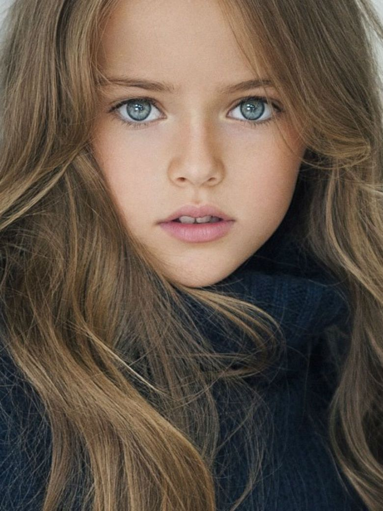 9 year old dubbed u0027most beautiful u0027 might be the youngest