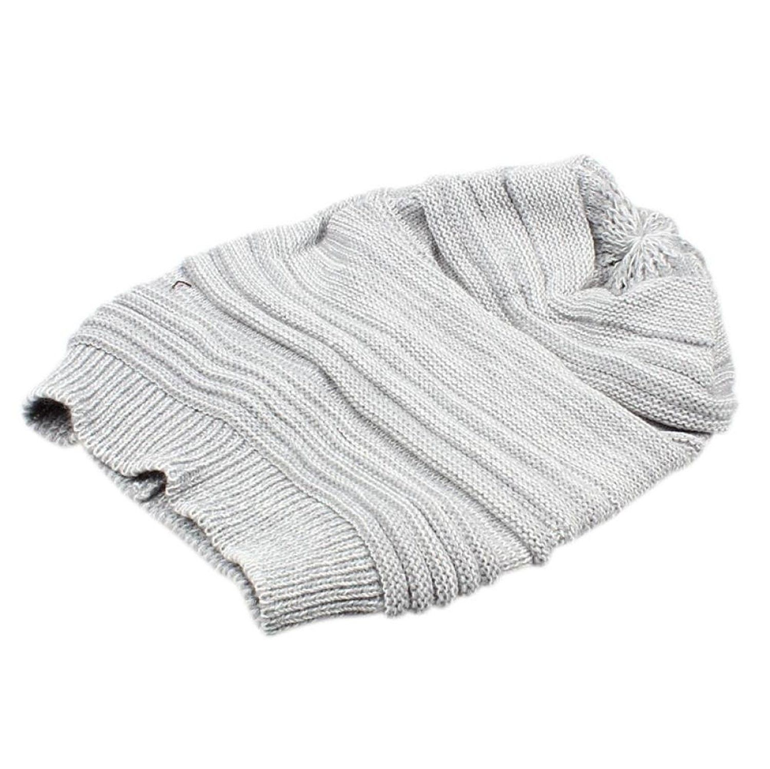 24919eec1df Hot!Unisex Knit Baggy Beanie Beret Winter Warm Oversized Ski Cap Hat ...