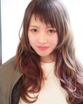 前髪 アシメ Yahoo 検索 画像 アシメ 髪型 ヘアスタイル ヘア