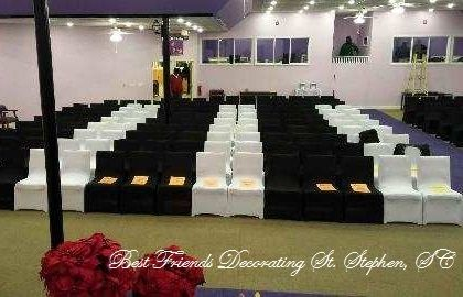 Phenomenal Black And White Spandex Chair Covers Venue Design For A Machost Co Dining Chair Design Ideas Machostcouk