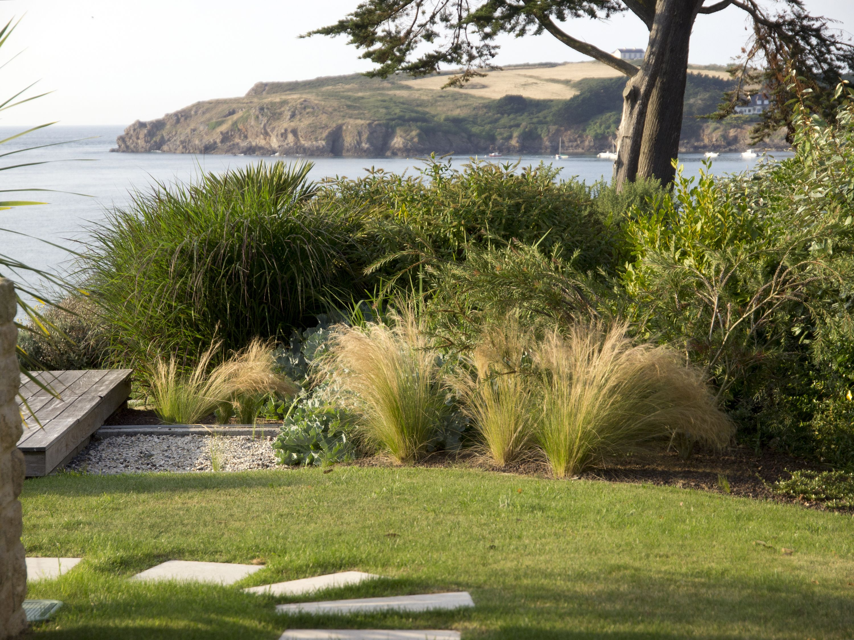 Comment Am Nager Un Jardin Expos Aux Vents Jardin De Bord Bord Et Jardin De