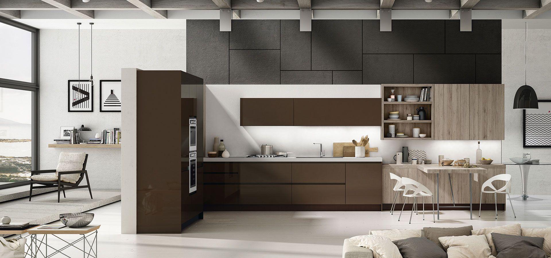 Cucina Componibile di Design Personalizzata - Wega - Arredo3 ...
