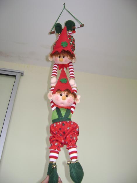 Pin de m nica becerra en elf gnomo duendes pinterest for Gnomos navidenos