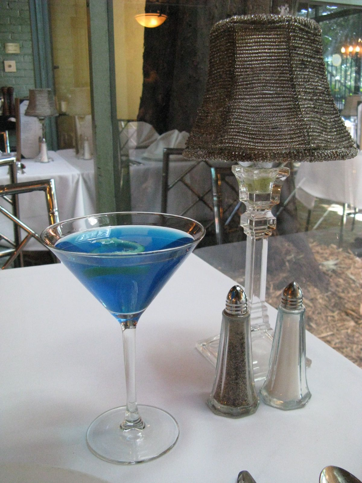 Martini lunch at Commanders Palace