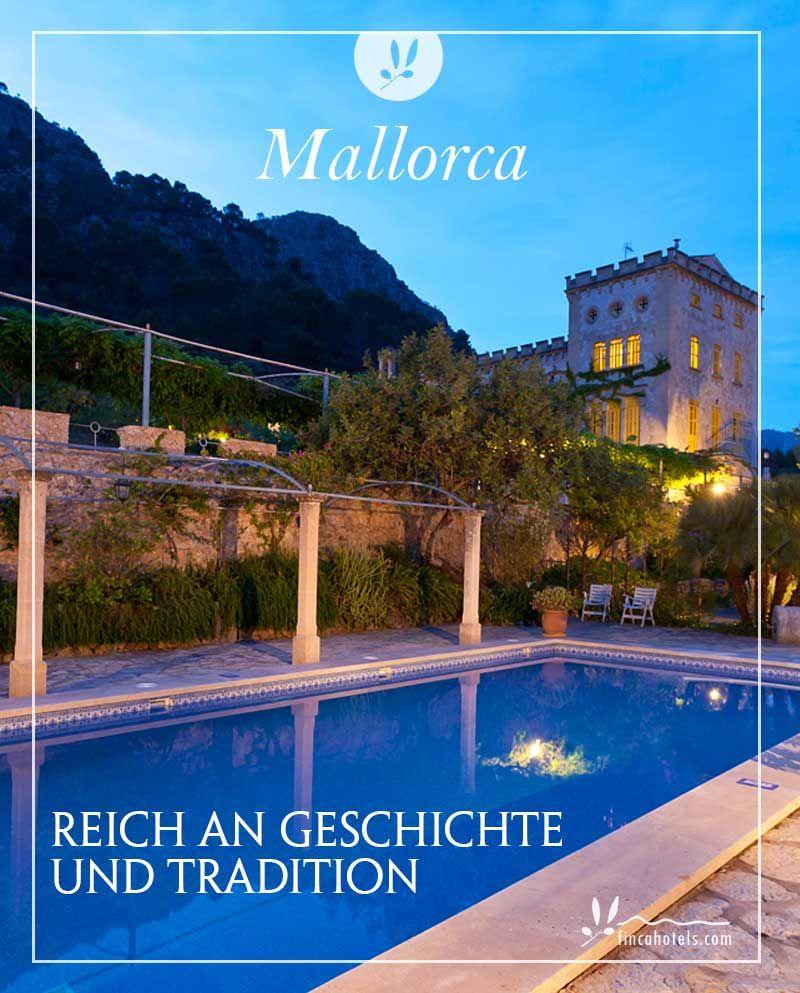 Mallorca ist reich an Geschichte und Tradition, die