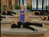 Mari Winsor Pilates for Buns and Thighs. One of my favorite thigh workouts... #pilatesworkoutvideos