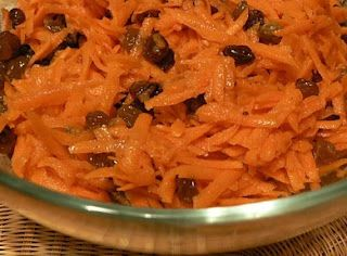 Moroccan Spice Carrot Salad