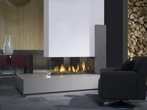 kamin zwei seitig google suche arbeit pinterest suche google und moderne kamine. Black Bedroom Furniture Sets. Home Design Ideas