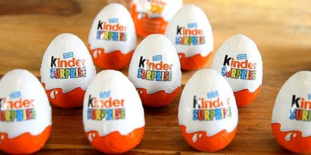 Why Kinder Surprise Eggs Are Banned In The U.S.