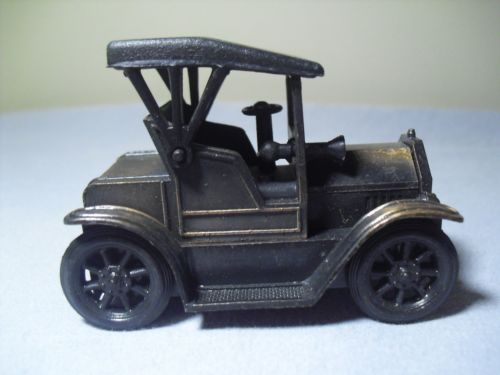 1910 Ford Model T Automobile Tin Lizzie By Newray 1 32 Scale