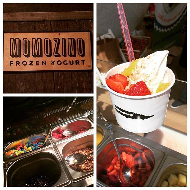 """@erofeevaei's photo: """"Наш замороженный йогурт для вас,друзья, и днем,и ночью!ищите нас на Outline 2015 в Dreamland!❤️ #momozino #dreamland #outline #outline2015 #frozenyogurt"""""""