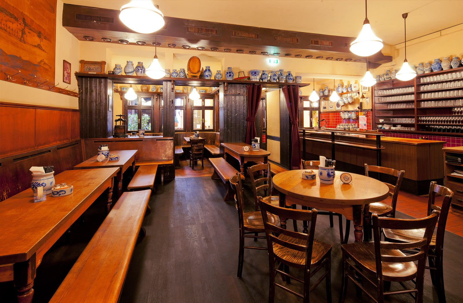 Wagner Restaurant Frankfurt