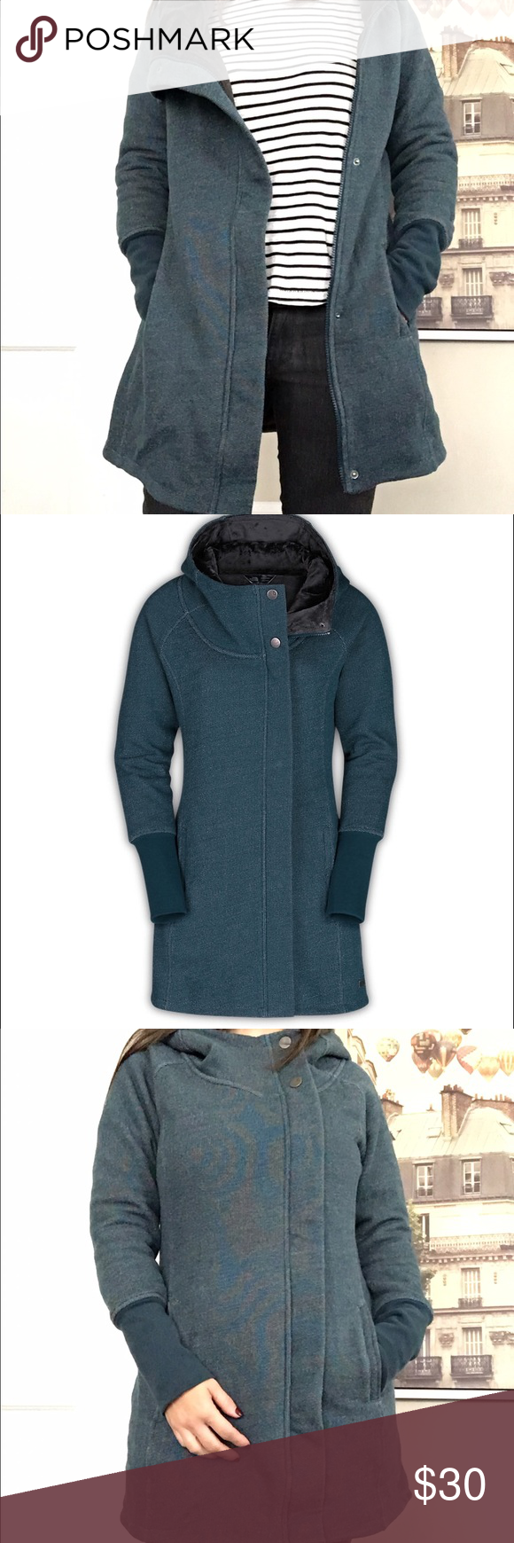 cee2579f5 The North Face Women's Dionne Jacket This coat is super comfy and ...