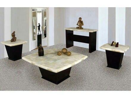 Mesas de m rmol para sala mesas de granito table - Mesas de marmol y cristal ...