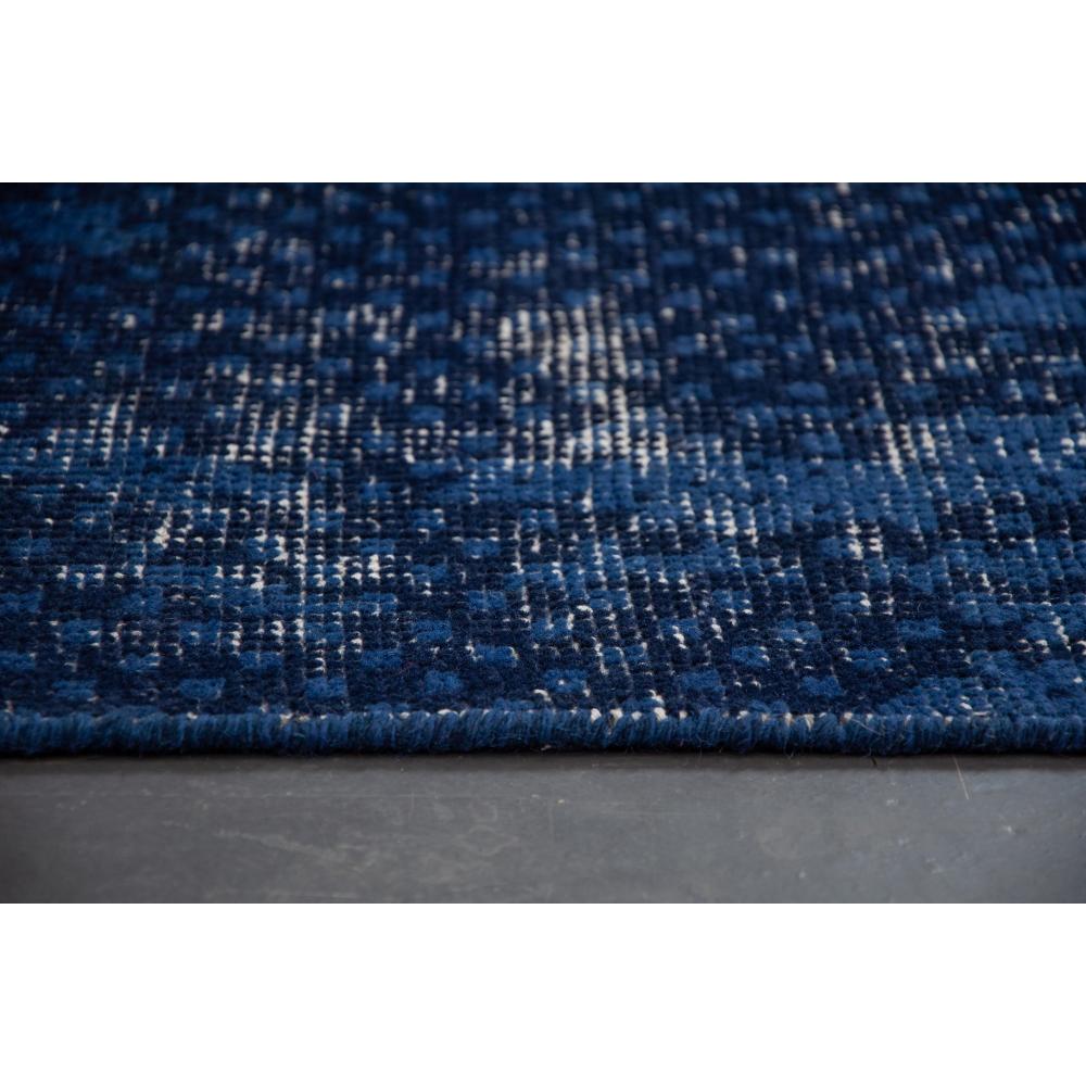 Abigail Rug Art Rugs Blue Wool Cobalt Blue