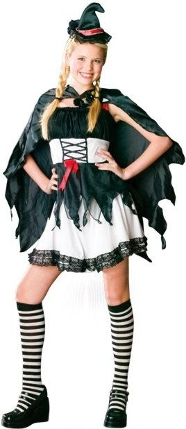 Frisky Witch Teen Costume  sc 1 st  Pinterest : teen witch costume  - Germanpascual.Com