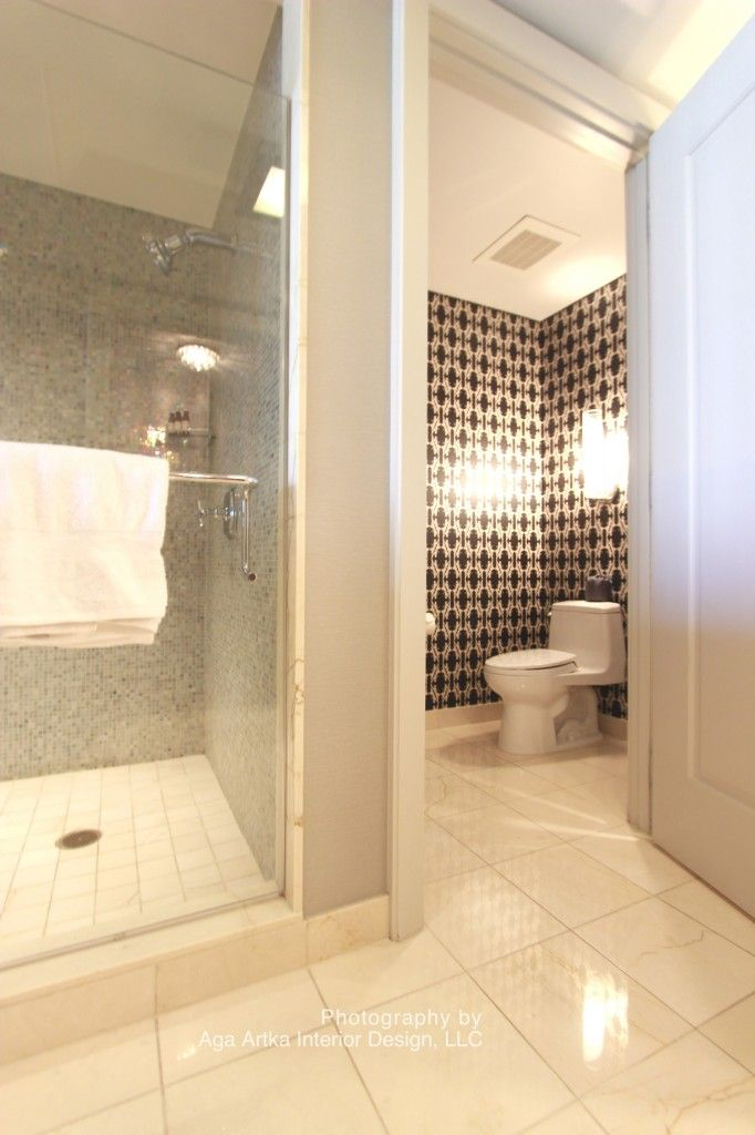Cosmopolitan Hotel Las Vegas Guest Room Toilet Room Travel Las Vegas Hotels And Casinos In