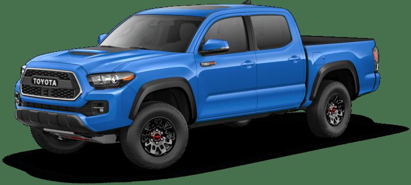 2019 VooDoo Blue TRD Pro trd, Blue