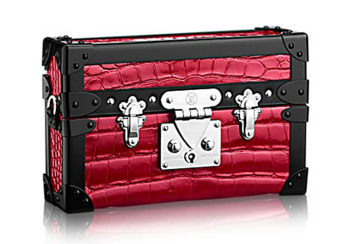 Louis Vuitton Petite Malle In Exotic Materials – Costs $34,000