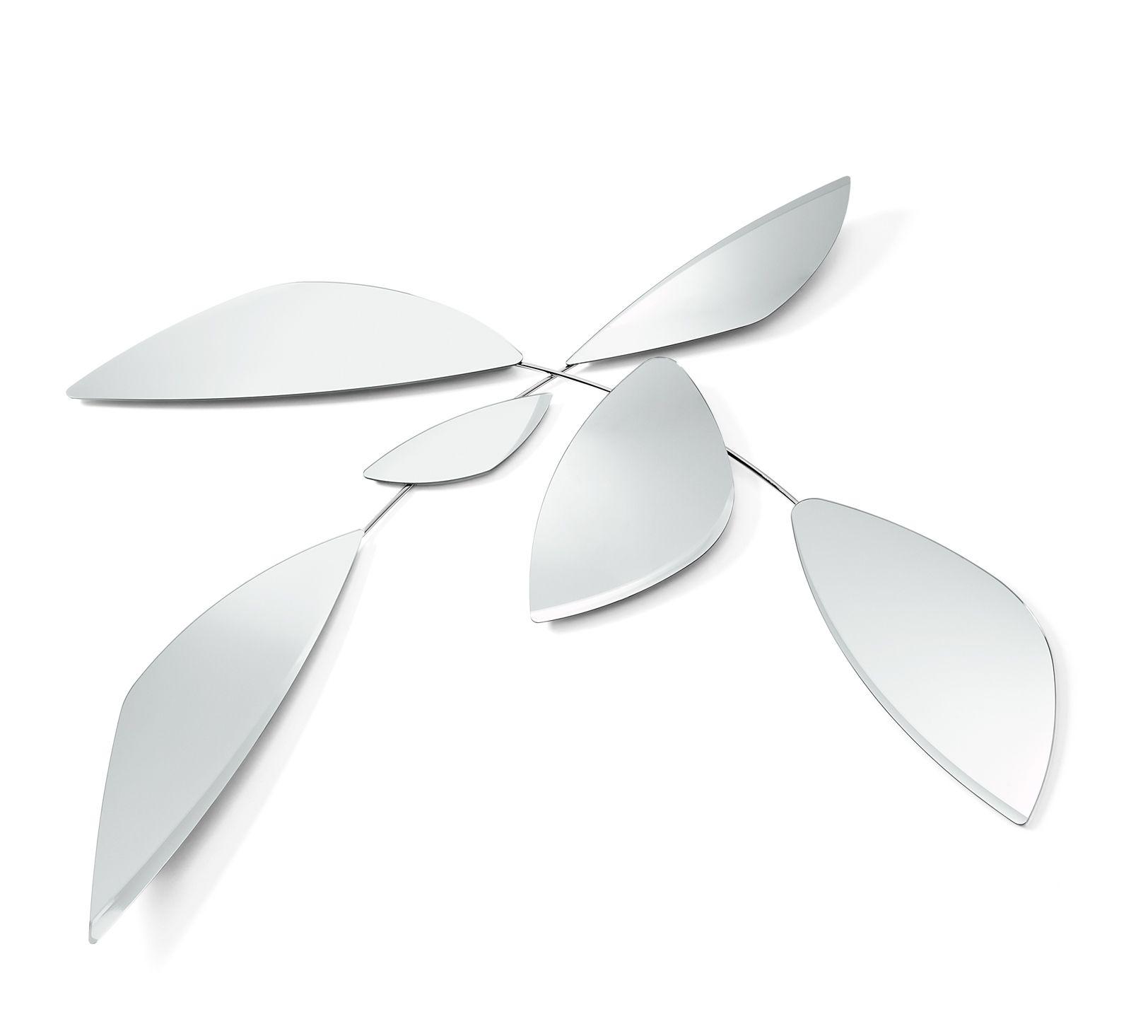 Mirror Leaf by Ricardo Bello Dias  (2012) for Gallotti&Radice