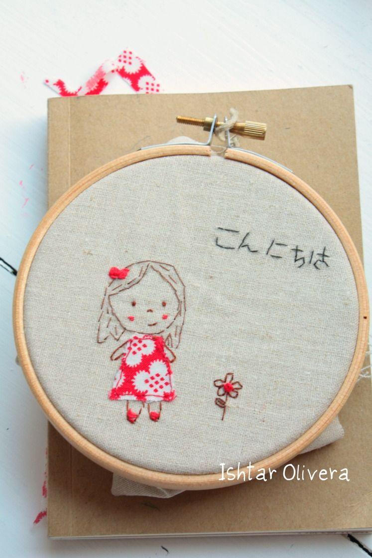 embroidery 07 | Bordados | Pinterest