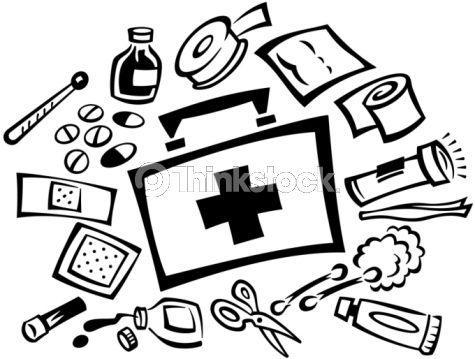 5. First-Aid Supplies At a minimum, a first-aid kit should