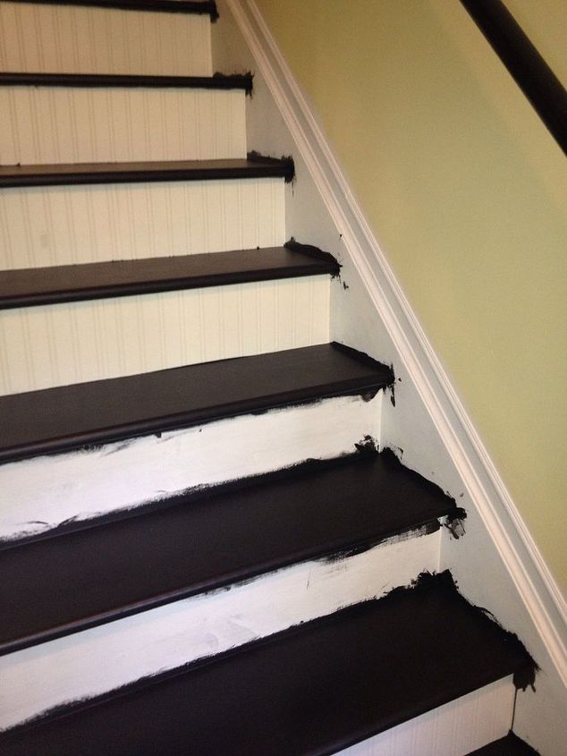 Best Interior Stairs Makeover Stair Makeover Interior Stairs 640 x 480