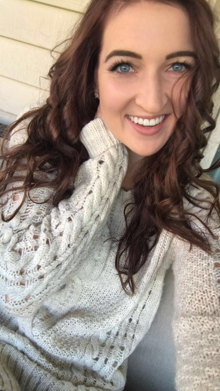 Auburn hair for fall
