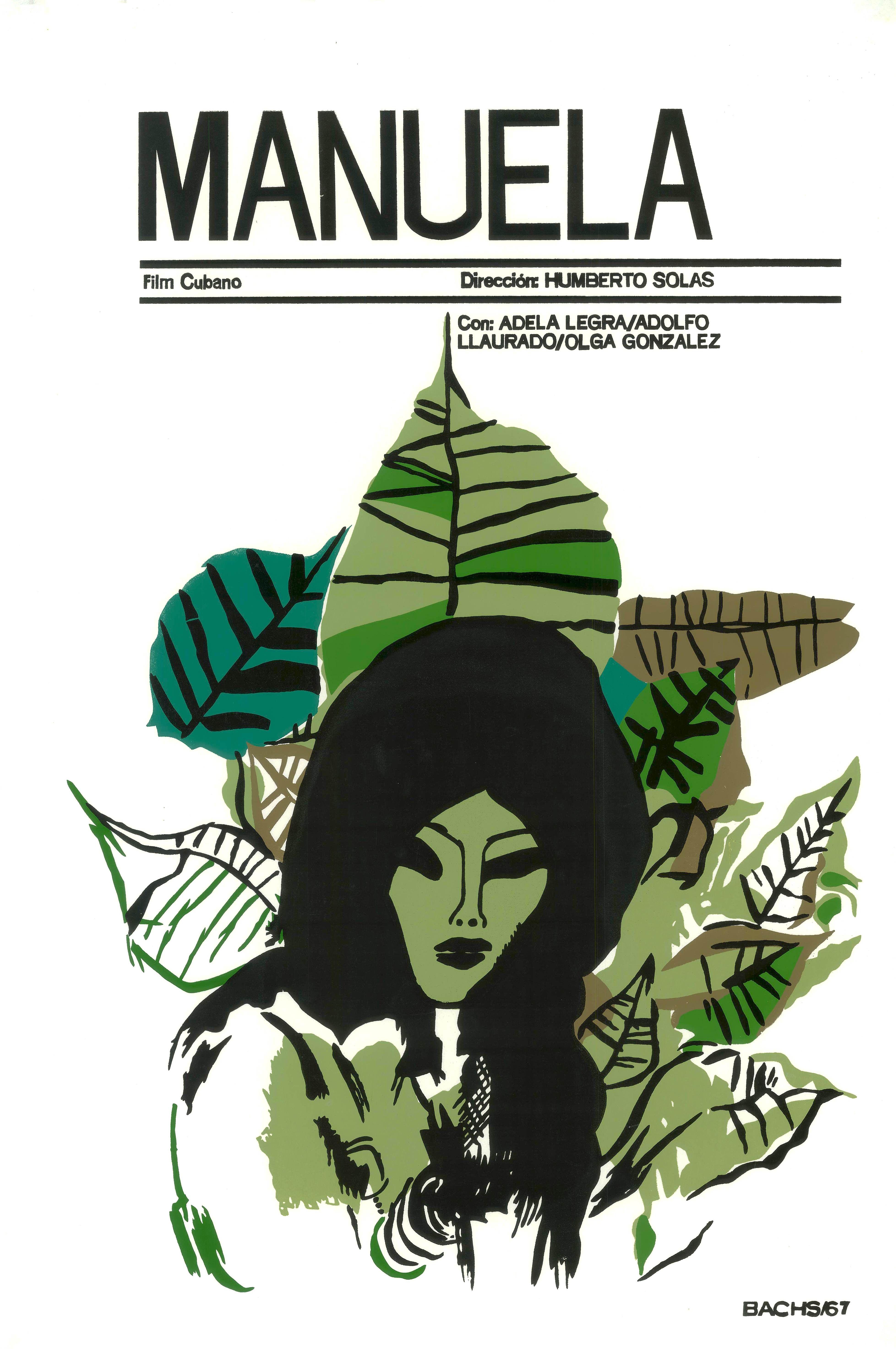 #cartacanta #manuela CANTA CUBA #manifesti #cinema da #cuba |fino il 2novembre http://bit.ly/1rE8Xhy