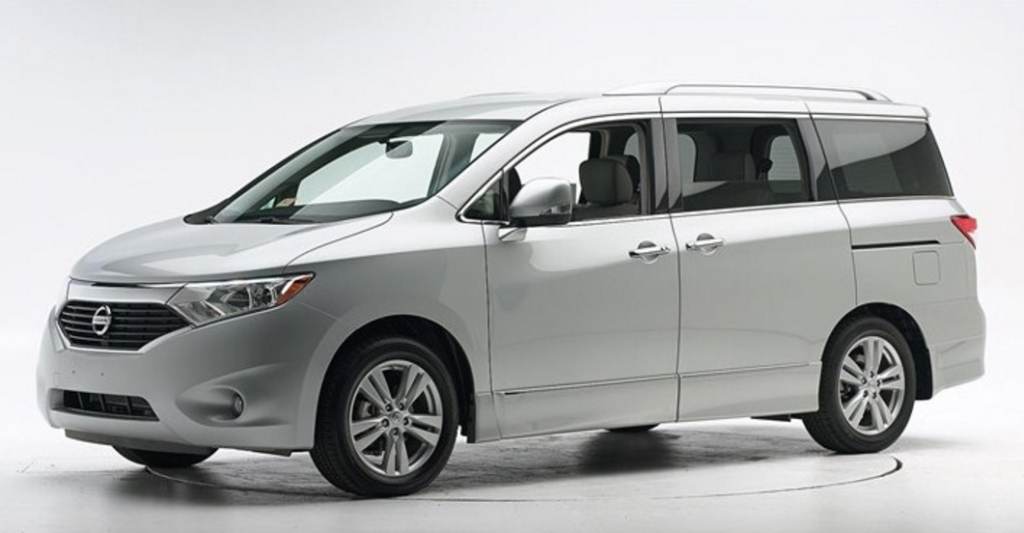 2018 Nissan Quest Redesign And Release Date Nissan Vans Mini Van Cool Vans