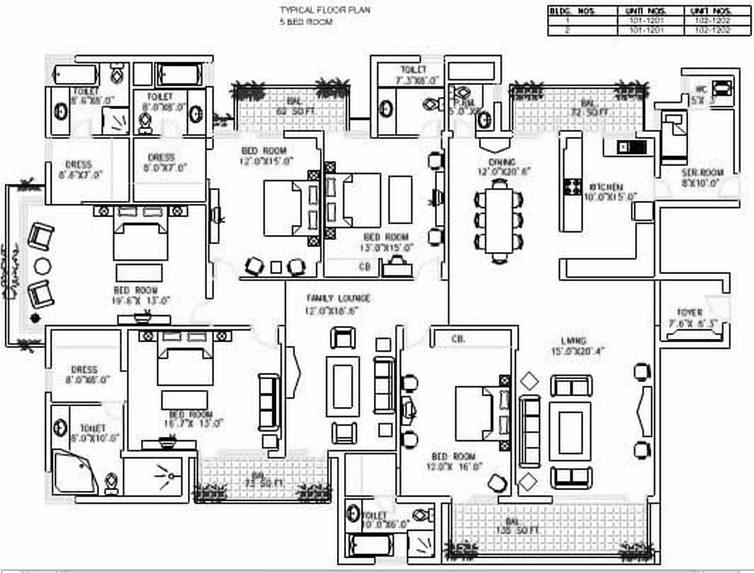 3 Bedroom Bungalow House Plans Uk  Mansion floor plan, House