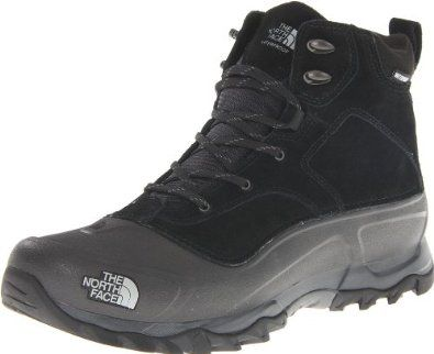 ff0965c37918f Amazon.com: The North Face Men's Snowfuse Lace Up Shoes Black 8 ...