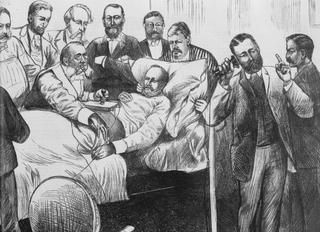 How doctors killed President Garfield - CBS News