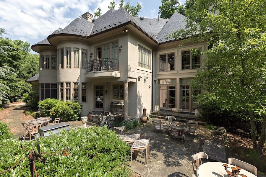 Victorian Houses In Maryland Mansion Dream House Marwood Potomac