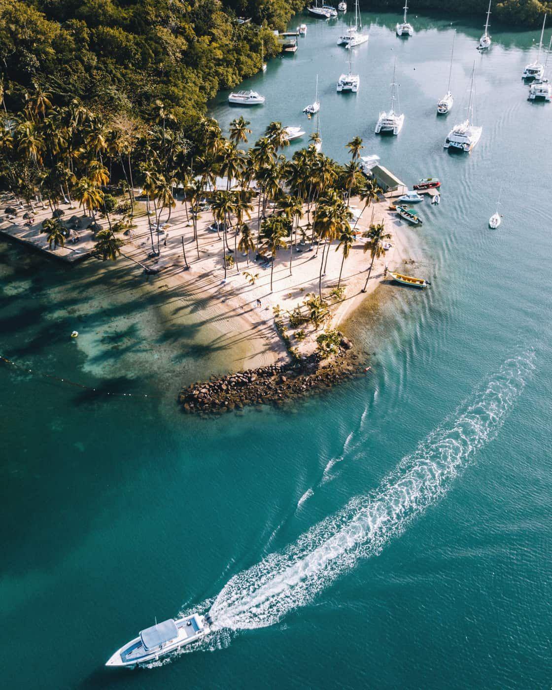 Saint Lucia Urlaub Die Besten Tipps Strande Und Sehenswurdigkeiten Karibik Reisen Karibik Meer Karibik Urlaub