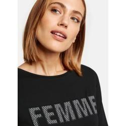Photo of Camiseta con fraseología tifón gris tifón