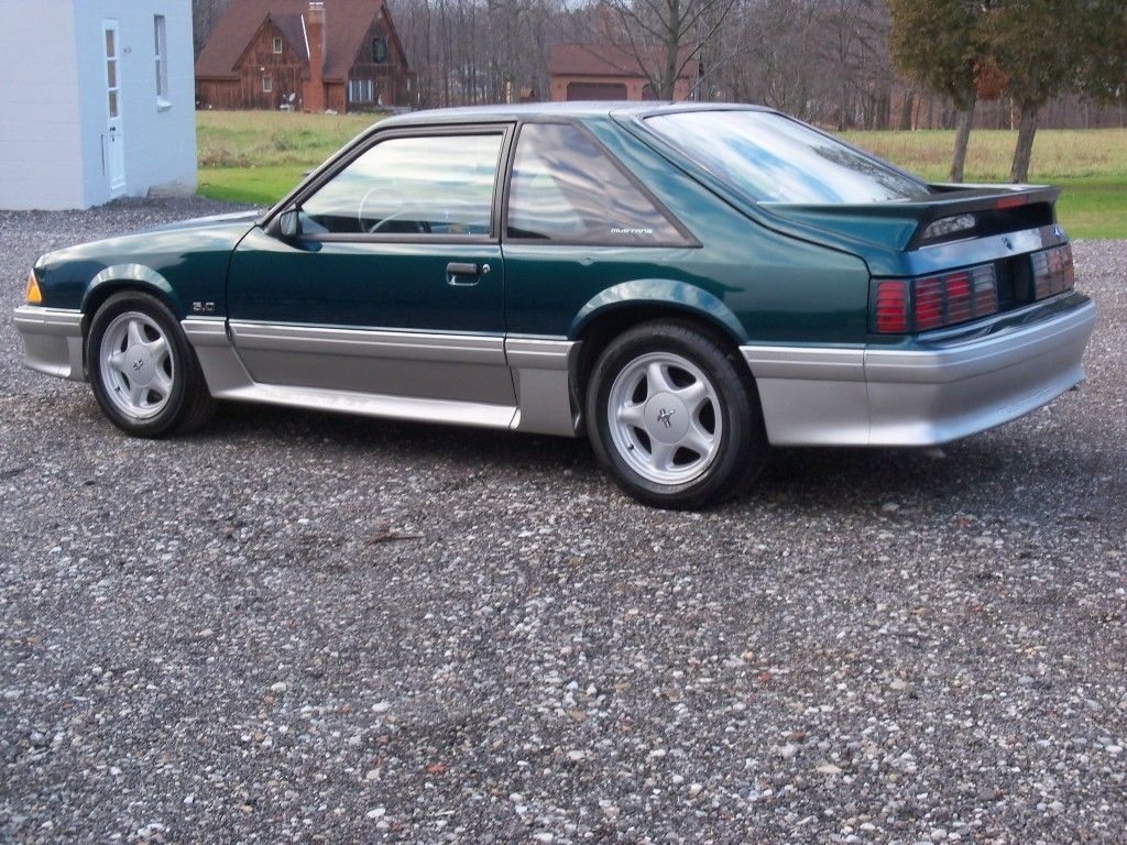 Image result for 2 tone fox body mustang foxy bodies pinterest fox body mustang