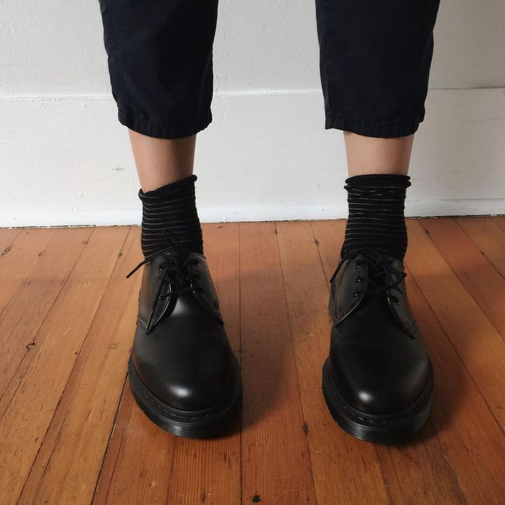 Dr Martens considering making the plunge, that i #Dr