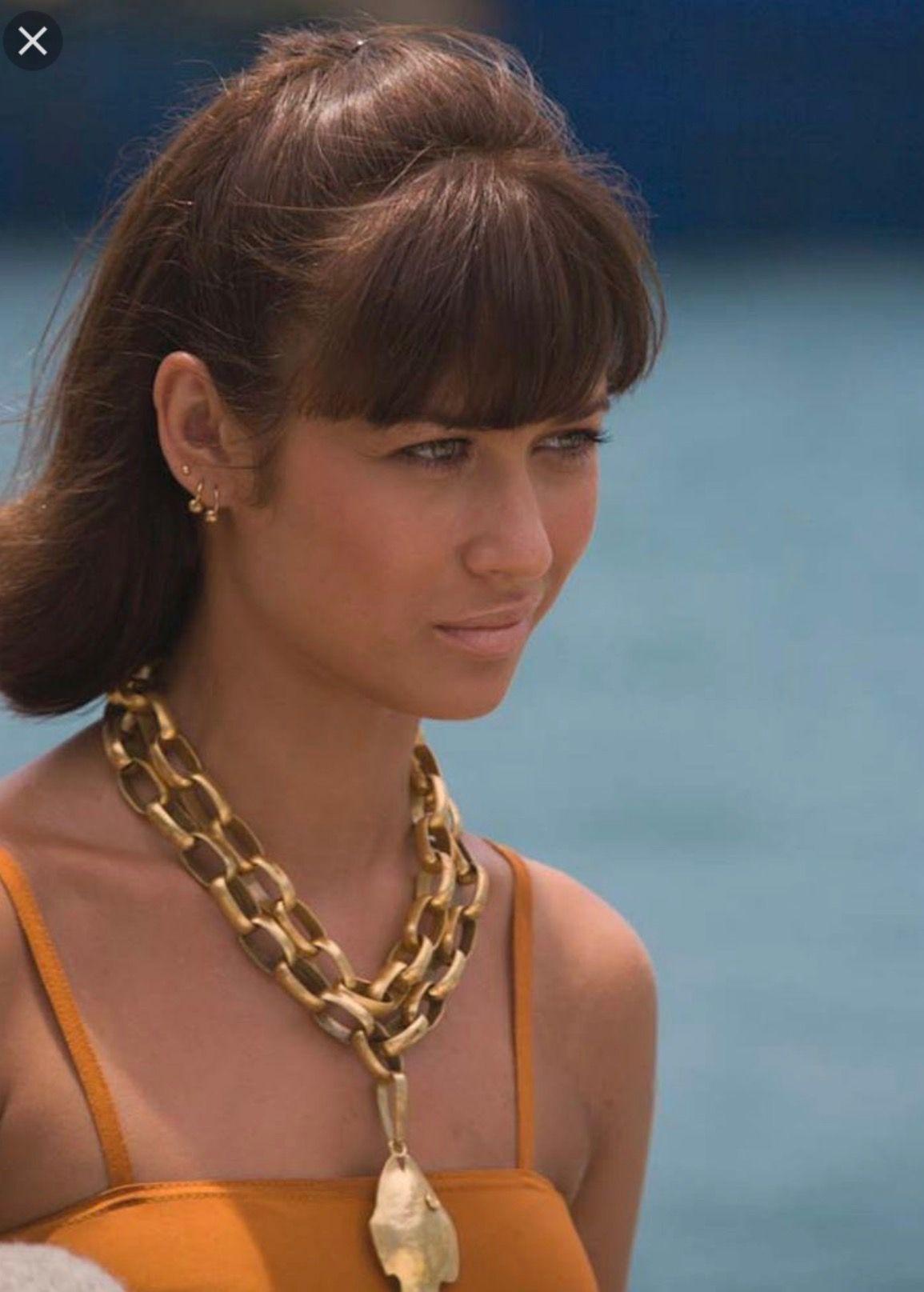 eed7fba94f Necklace worn by Olga Kurylenko as Camille Montes. Movie: Quantum of ...