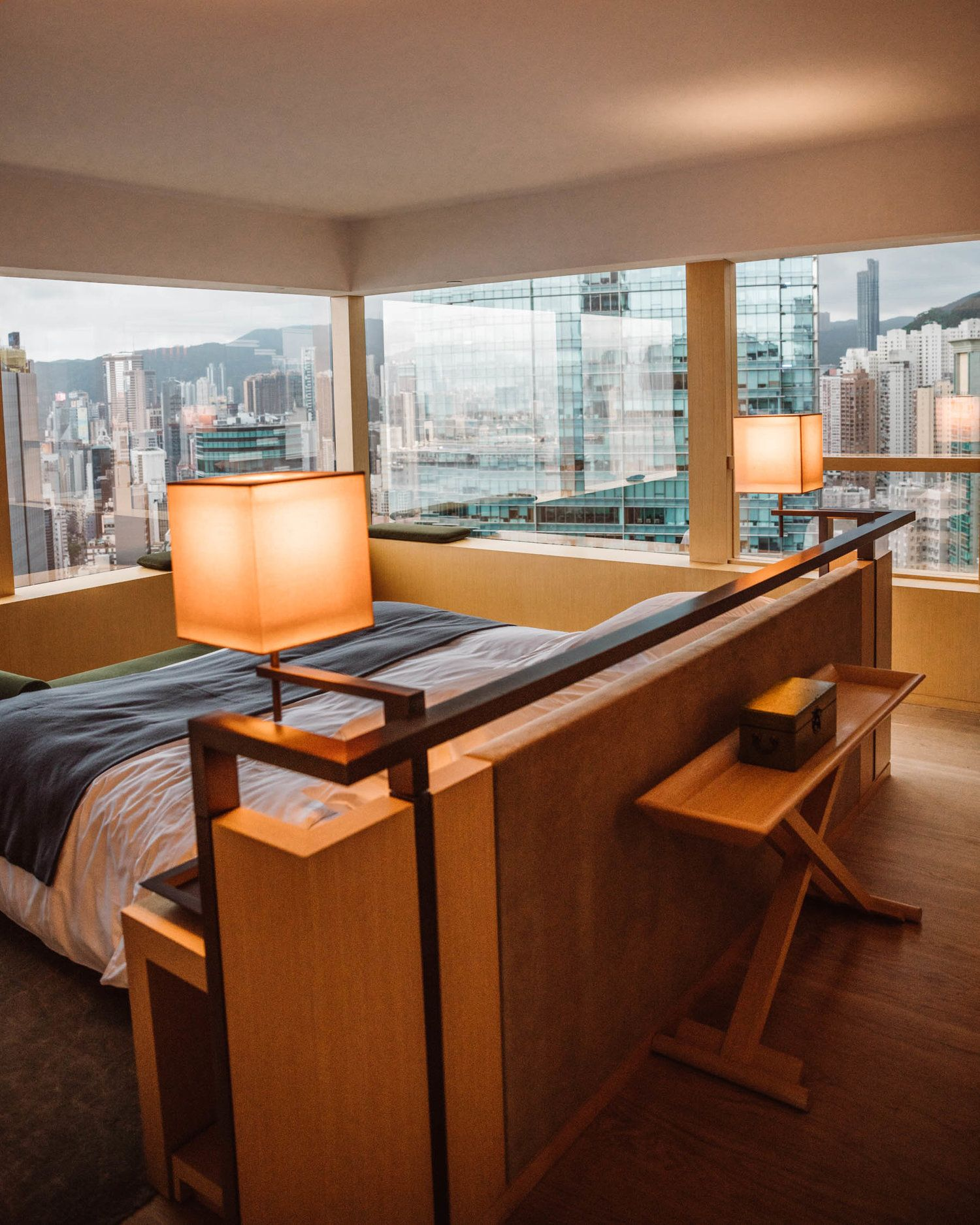 Home Design Ideas Hong Kong: Where To Stay In Hong Kong - The Upper House