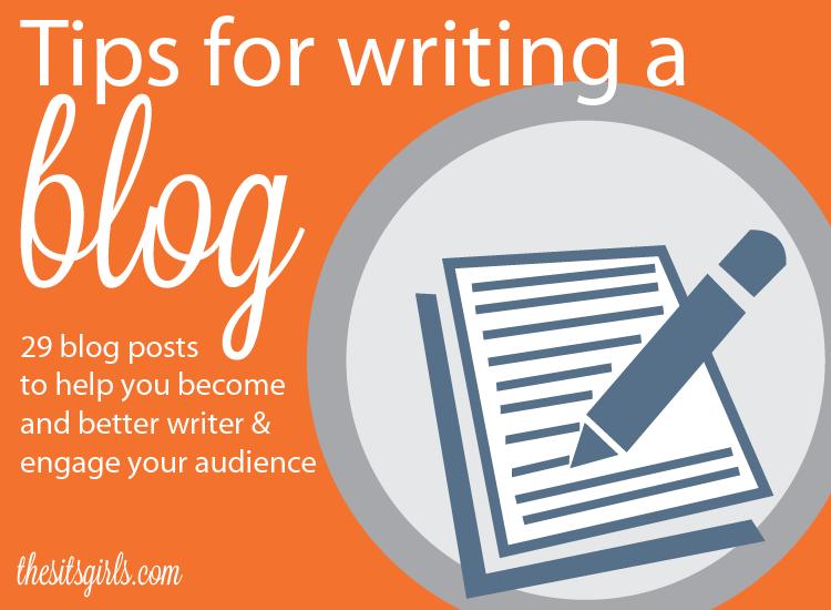 0010 How to Write a Blog Bloggity Blog writing, Write