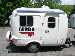 Creative Camper 1982 13 Burro Camper Similar To A Scamp Casita And Boler